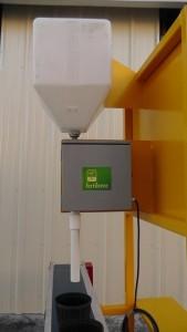 Automatic Fertilizer Dispenser